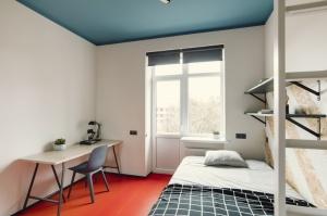 Rīgā atklāj jaunu naktsmītni «Duck Republik Student Hotel Riga» 13