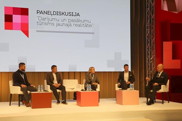 ATTA Centre 15.10.2020 tiek organizēts Pasākumu Tūrisma dienu & Latvijas Konferenču Vēstnešu forums 292500