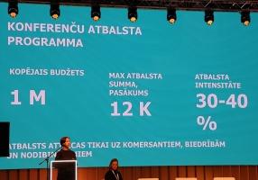 ATTA Centre 15.10.2020 tiek organizēts Pasākumu Tūrisma dienu & Latvijas Konferenču Vēstnešu forums 26
