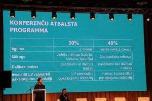 ATTA Centre 15.10.2020 tiek organizēts Pasākumu Tūrisma dienu & Latvijas Konferenču Vēstnešu forums 27