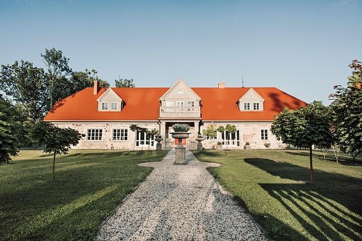 Iepazīsti kompleksu «Rankas muiža», kuru var izmantot koncertiem un kāzu viesībām! Foto: Kristīne Grīnvalde 292843
