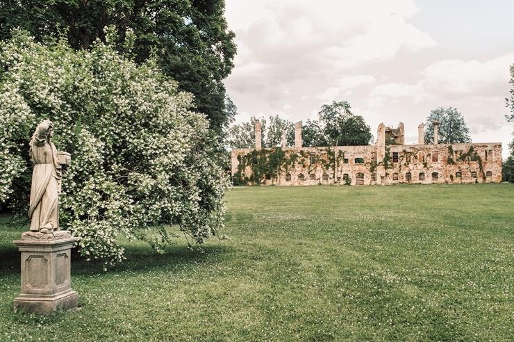 Iepazīsti kompleksu «Rankas muiža», kuru var izmantot koncertiem un kāzu viesībām! Foto: Kristīne Grīnvalde 292849