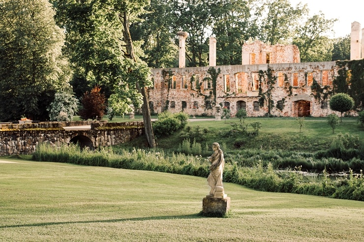 Iepazīsti kompleksu «Rankas muiža», kuru var izmantot koncertiem un kāzu viesībām! Foto: Kristīne Grīnvalde 292850