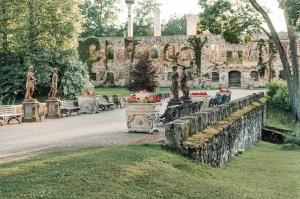 Iepazīsti kompleksu «Rankas muiža», kuru var izmantot koncertiem un kāzu viesībām! Foto: Kristīne Grīnvalde 11