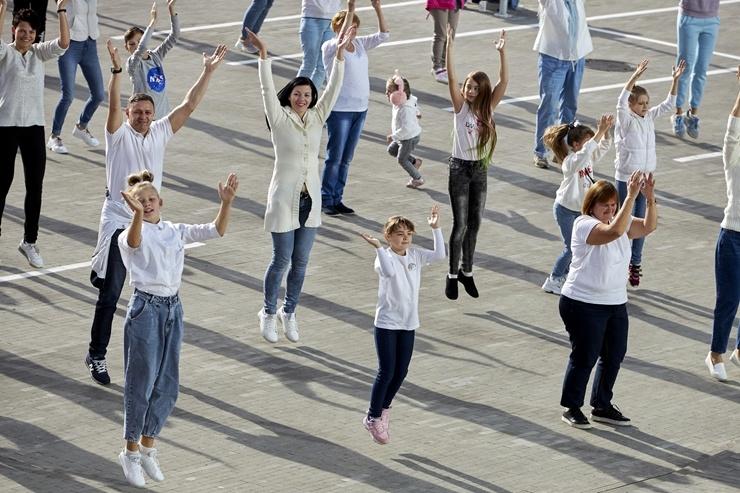 Rēzekne iesaistās «Jerusalema» dejas izaicinājumā 293010
