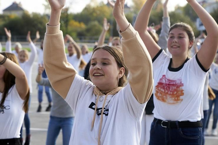 Rēzekne iesaistās «Jerusalema» dejas izaicinājumā 293023