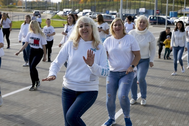 Rēzekne iesaistās «Jerusalema» dejas izaicinājumā 293026