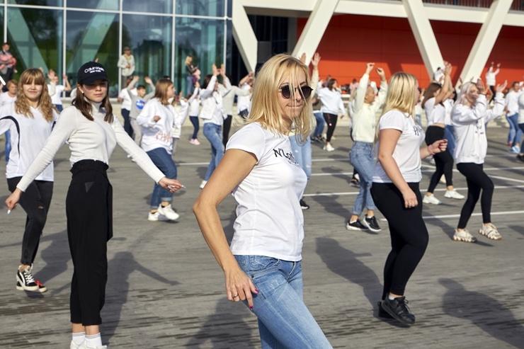Rēzekne iesaistās «Jerusalema» dejas izaicinājumā 293034