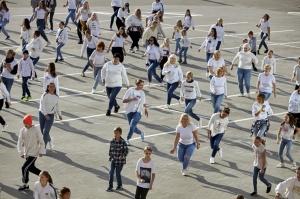Rēzekne iesaistās «Jerusalema» dejas izaicinājumā 8