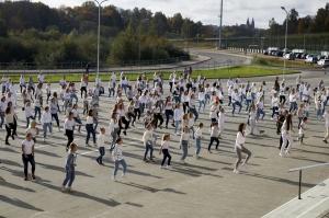Rēzekne iesaistās «Jerusalema» dejas izaicinājumā 9