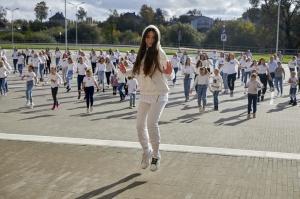 Rēzekne iesaistās «Jerusalema» dejas izaicinājumā 13