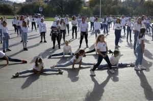 Rēzekne iesaistās «Jerusalema» dejas izaicinājumā 15