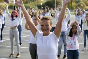 Rēzekne iesaistās «Jerusalema» dejas izaicinājumā 16