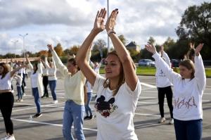 Rēzekne iesaistās «Jerusalema» dejas izaicinājumā 27