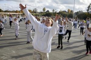 Rēzekne iesaistās «Jerusalema» dejas izaicinājumā 29